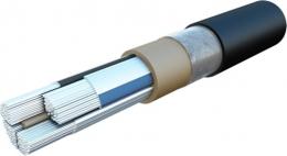 Бронированный силовой кабель с изоляцией из сшитого полиэтилена