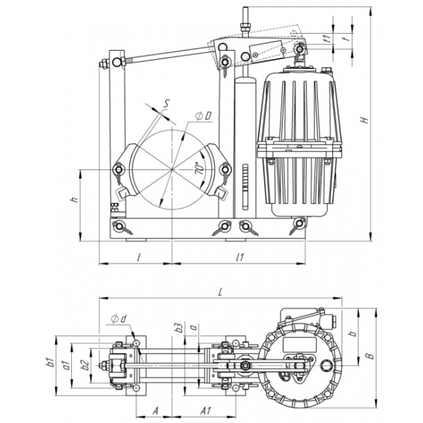 ТКГ-160,200,300,400,500-СУ У2