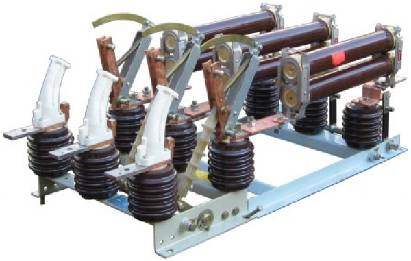 Выключатель нагрузки ВНА-Л-10-630-20з У2