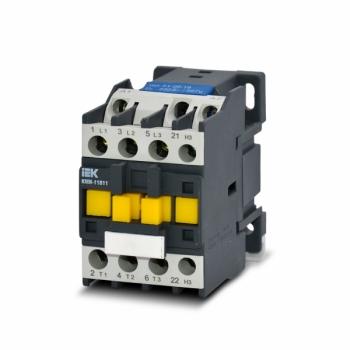 Контакторы КМИ с катушкой на постоянный ток